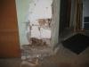 Termite Damaged Garage Wall