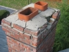 Masonry Chimney Damage